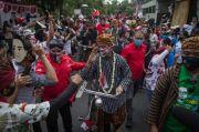 Kerumunan Kampanye Gibran Tidak Disoal, PKS: Pemerintah Jangan Begitu Dong!