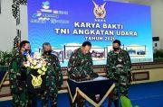 Hari Bakti ke-73 TNI AU, KSAU: Momentum untuk Meringankan Beban Masyarakat