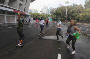 Pastikan Kualitas Udara Sehat Sebelum Olahraga Outdoor