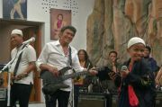 Demi ADI 2020, Bocah Viral Habis Sunat Langsung Latihan Vokal dengan Rhoma Irama