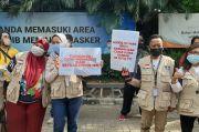 Relawan Gugus Tugas Jabodetabek Sekaligus Relawan Jokowi Minta Doni Monardo Mengundurkan Diri