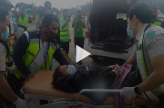 Kondisi Bayi yang Lahir di Pesawat Lion Air masih Lemah
