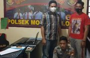 Apes, Polisi Gadungan Ketahuan karena Pangkat di Baju Tak Sesuai Umur