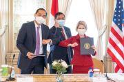 Deal! RI-AS Teken Pendanaan Infastruktur dan Perdagangan Rp10,5 Triliun
