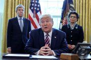 Lagi, Trump Keluarkan Kebijakan Kontroversial