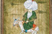 Canda Ala Sufi: Keluar dari Kuburan