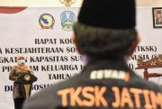 Terbaik Nasional, Gubernur Khofifah Apresiasi TKSK Jawa Timur
