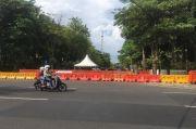 Tanpa Alasan Jelas, Pemkot Surabaya Tutup Jalan Sedap Malam