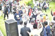 Kampanye di Rongkong, Indah Diarak dari Kanandede sampai ke Limbong