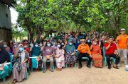 Tertarik Program Pemerataan Pembangunan, Warga Kampung Ujung Dukung Anir-Lutfi