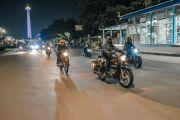 Royal Enfield Indonesia Gelar Ride After Dark di Masa Pandemi