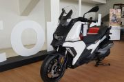 BMW Motorrad Siap Rusak Pasar Skutik Jepang di Asia Tenggara