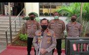 Kapolri Jenderal Idham Azis Resmi Lantik Irjen Fadil Imran Jadi Kapolda Metro Jaya