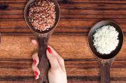 Perhatikan Manfaat Nasi Merah dan Nasi Putih, Anda Pilih Mana?