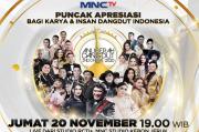 Malam Jam 19 di MNCTV, Anugerah Dangdut Indonesia 2020 Janjikan Banyak Kejutan
