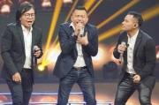 Trio Juri Ari Lasso, Anang, dan Judika Wujudkan Mimpi Bentuk Grup Trio Lanjud
