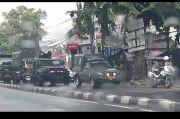 Iring-iringan Kendaraan Militer di Petamburan, Pangdam Jaya Sebut Itu Patroli Rutin