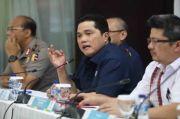 Erick Thohir Copot Direktur Keuangan Pupuk Indonesia