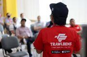 Gelar Pelatihan, Trawlbens Bekali Mitra Bisnis Dengan Ilmu Logistik