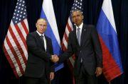 Memoar Obama: Putin Membangun Rusia untuk Ditakuti