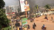 37 Demonstran Uganda Tewas setelah Calon Presiden Wine Ditangkap