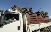 Pasukan Tigray Ethiopia Tembakkan Roket-roket ke Ibu Kota Amhara