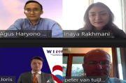 Ajang WINNER Pererat Hubungan Indonesia Belanda untuk Pembangunan Berkelanjutan