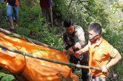 Miris! Hilang 6 Hari, Mayat Komar Ditemukan sudah Dimakan Biawak