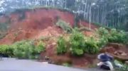 Tanah Longsor Terjang Sukanagara Cianjur, 1 Pengendara Motor Tewas