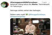 Risma Ulang Tahun Hari Ini, Haru Biru Warga Surabaya di Medsos