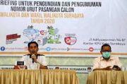 Ribuan Petugas KPPS Siap Jalani Rapid Test