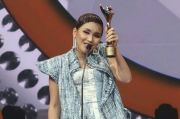 Ayu Ting Ting Borong Penghargaan di Anugerah Dangdut Indonesia 2020