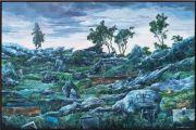 Isolated Garden Menang UOB Painting of The Year, Prabu Perdana Wakili Indonesia