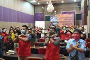 Indonesia Care Apresiasi Tim Squad BNPB Hadapi Potensi Bencana Besar, PBI Konsolidasi Relawan