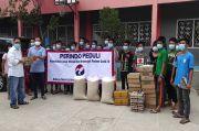 Perindo Salurkan Bansos ke Panti Asuhan Berkat Kasih Imanuel di Cilincing Jakut
