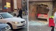 Rebutan Tempat Parkir 4 Orang Ditahan, 2 Orang Luka-luka, Toko Kue Hancur Lebur