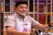 Chef Juna Lepeh Bebek Bikinan Audrey, Jerry Bikin Nasi Seperti Kretek