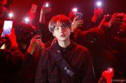 Masih Pemulihan, Suga BTS Tak Bisa Gunakan Lengan Kirinya