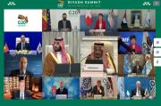 Di Bawah Kepemimpinan Saudi, G20 Suntikkan USD11 T untuk Lindungi Ekonomi