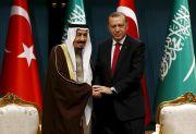 Raja Salman dan Erdogan Sepakat Atasi Beragam Masalah Lewat Dialog