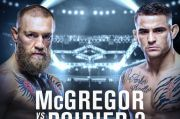 Duel Conor McGregor vs Poirier Bukan untuk Kudeta Gelar Khabib