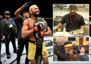 Kisah Deiveson Figueiredo: Dulu Ngojek, Tukang Batu, Kini Jawara UFC