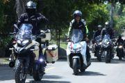 Touring Perdana, Benelli Big Bike Lintasi Sejumlah Daerah di Sulsel