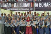 Alumni Pondok Madinah Nyatakan Dukungan ke Chaidir dan Suhartina