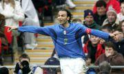 Giampaolo Pazzini Pensiun, Kilas Balik Gol Perdana di Wembley