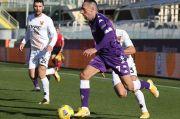 Debut Cesare Prandelli: Fiorentina Kalah, Franck Ribery Cedera