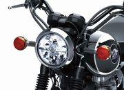 Kawasaki Lahirkan Kembali Nenek Moyang Motor Jepang Meguro K3