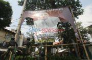 IPW Minta TNI Bersihkan Baliho Habib Rizieq di Seluruh Indonesia