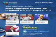 Tokoh Papua: Pemekaran Wilayah Papua Permudah Pelayanan Kesehatan