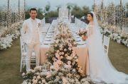Cantiknya Olivia Alan Istri Denny Sumargo Dibalut Busana Pernikahan Internasional